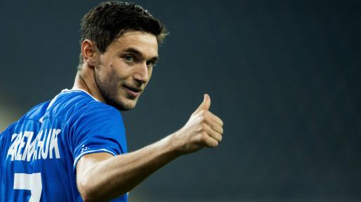 Форвард сборной Украины Роман Яремчук может летом перейти в ФК «Милан»
