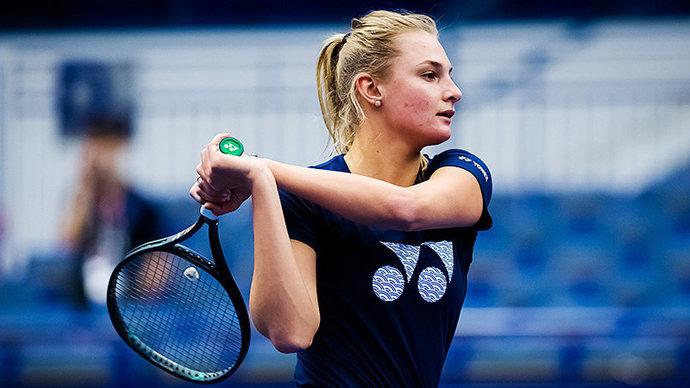 Украинская теннисистка Даяна Ястремская была оправдана в деле о допинге