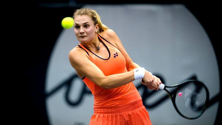 Даяна Ястремская выиграла в 1/8 финала теннисного турнира WTA в Гамбурге