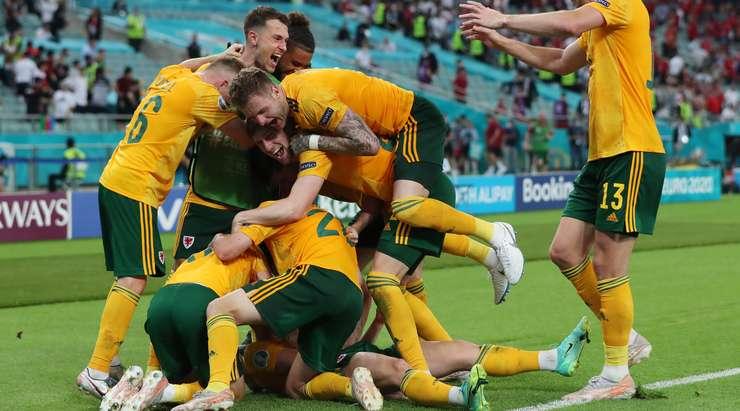 Евро-2020: победа сборной Уэльса и незабитый пенальти Бэйла