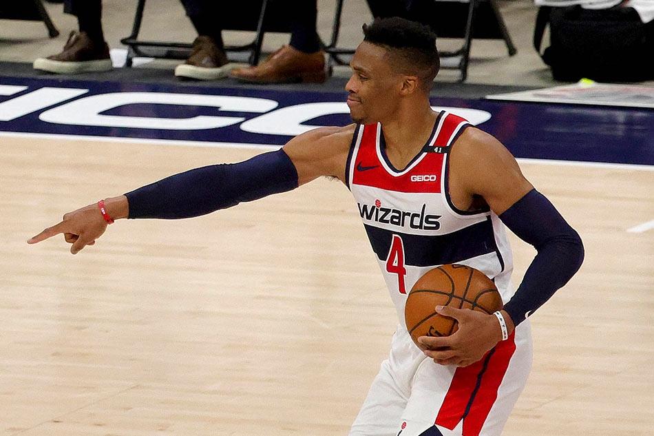 Новый рекорд Расселла Уэстбрука по трипл-даблам в НБА