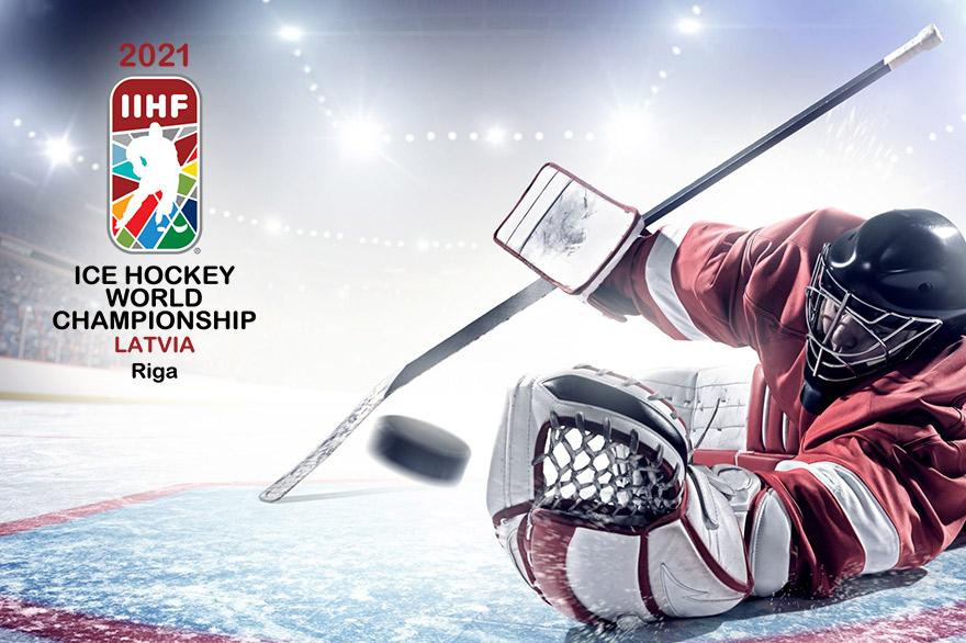 С 1 июня зрители смогут попасть на матчи ЧМ-2021 по хоккею