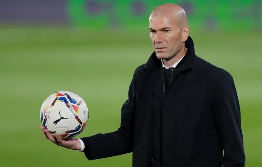 Смена на посту главного тренера в королевском клубе: Зинедин Зидан покидает мадридский Реал