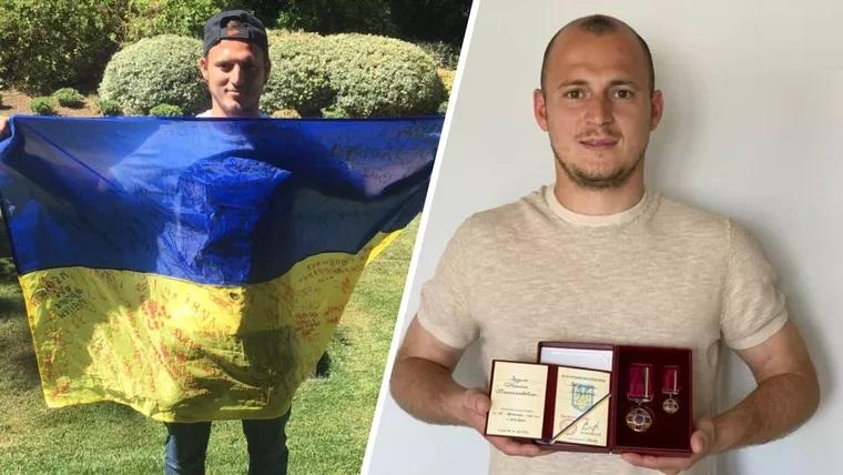 Президент Украины наградил Романа Зозулю почетным орденом